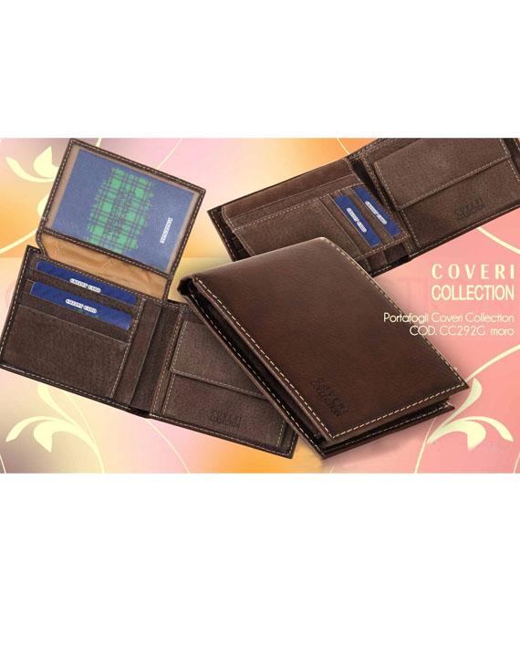 comprare a buon mercato f39f6 c15a0 Portafogli Coveri Collection cod. CC292G