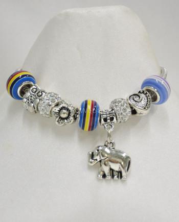 bracciale_pandora_charms_colorati_blu_elefante