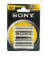 Blister Pila Stilo Sony SUM R6 AA 1.5V