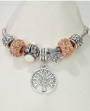 bracciale_pandora_arancio_albero